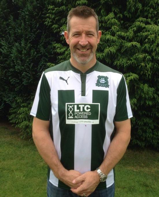 New Plymouth Argyle Kit 14 15