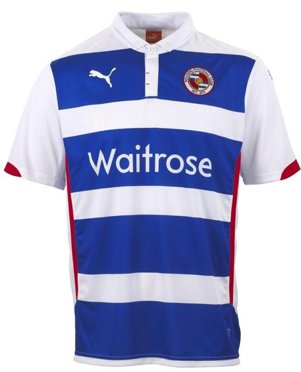 New Reading FC Kit 14 15
