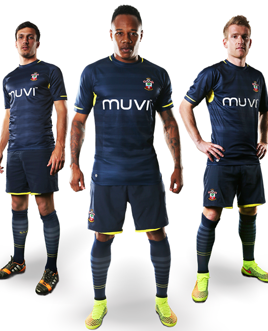 New Southampton Away Kit 14 15