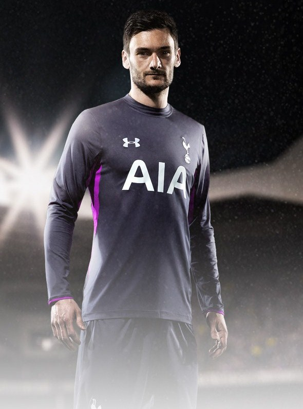 New Tottenham Goalkeeper Shirt 2014 15
