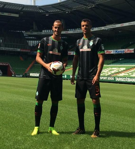 New Werder Bremen Away Jersey 2014 15