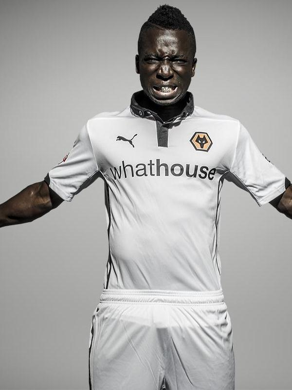 New Wolves Away Kit 2014 15