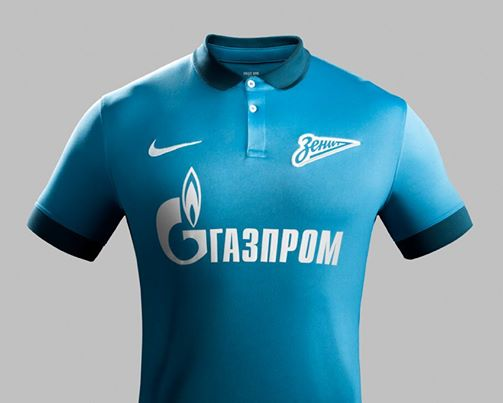 New Zenit Home Jersey 2014 2015