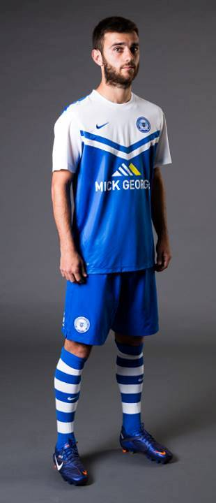 Nike Peterborough United Home Shirt 2014 2015