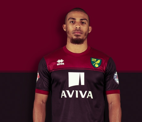 Norwich City Away Kit 2014 15