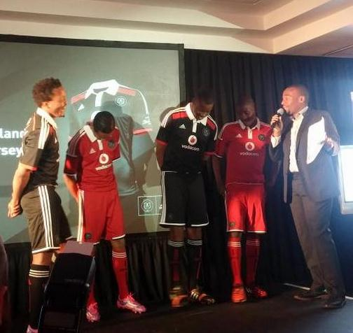 Orlando Pirates Kit 14 15