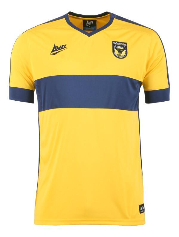Oxford United Home Shirt 2014 15