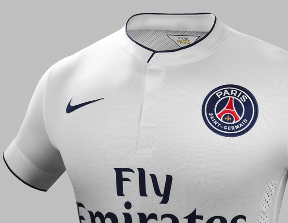 PSG Away Shirt 2014 15