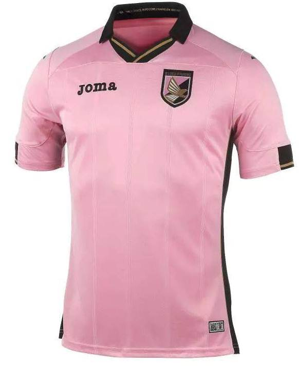 Palermo Home Shirt 2014 15