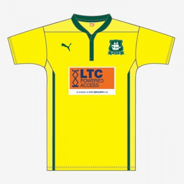 Plymouth Argyle New Away Kit 14 15