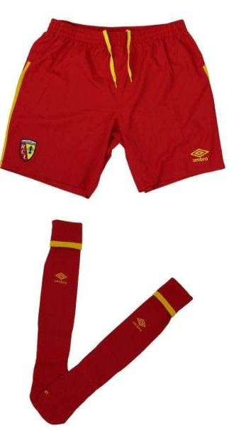 RC Lens Shorts and Socks