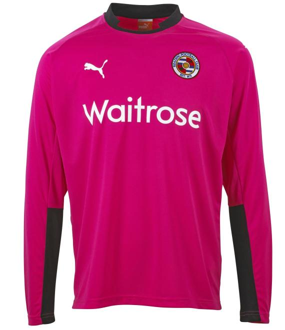 Reading FC Goalkeeper Jersey