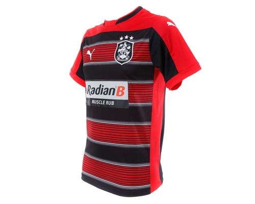 Red Huddersfield Town Shirt 2014 15