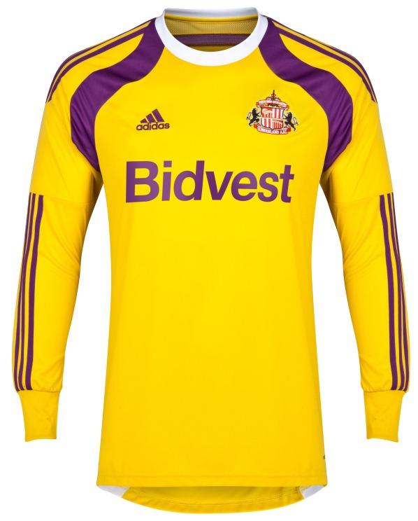 SAFC GK Shirt 2014 2015