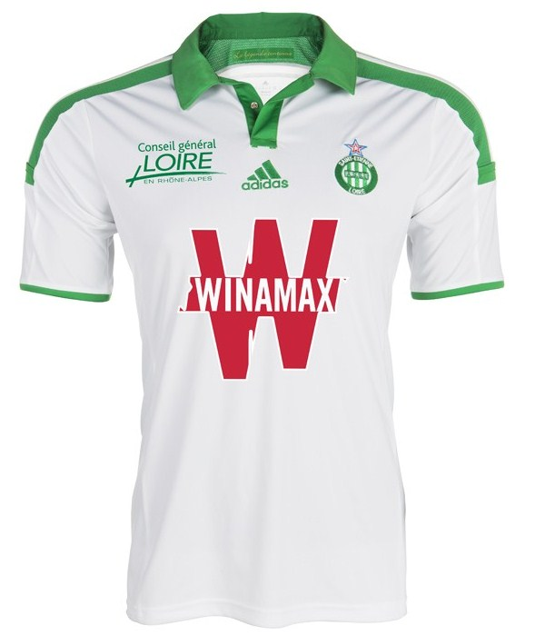 Saint Etienne Away Kit