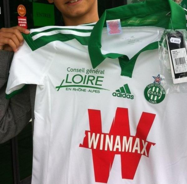 Saint Etienne New Jersey 2014 2015