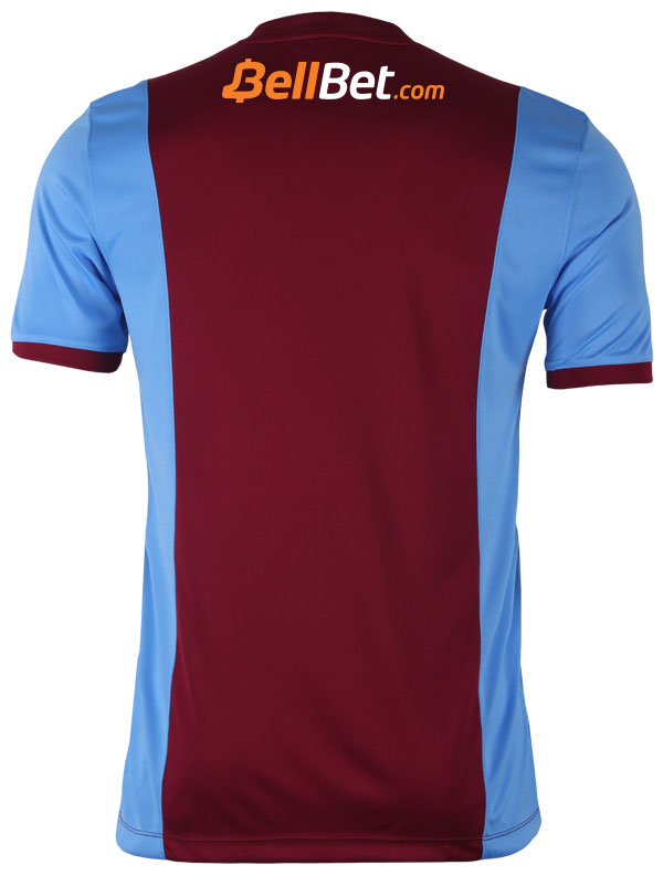 Scunthorpe United Home Kit 2014 2015
