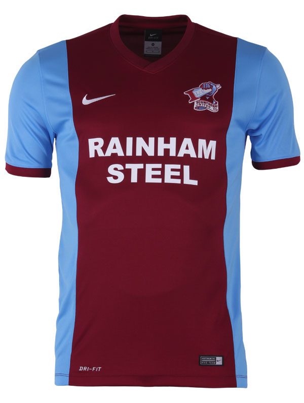 Scunthorpe United Kit 2014 15
