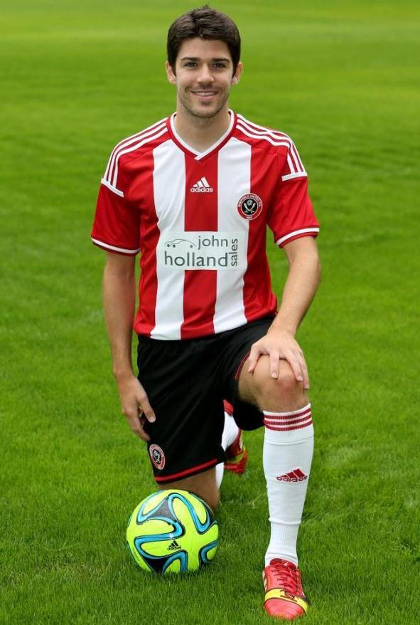 Sheffield United Home Shirt 2014 2015