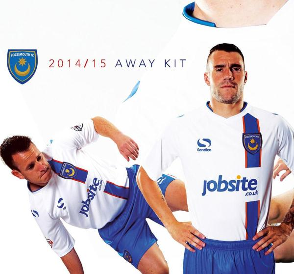 Sondico Portsmouth Kit 14 15