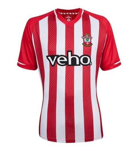 Southampton Home Kit 2014 15