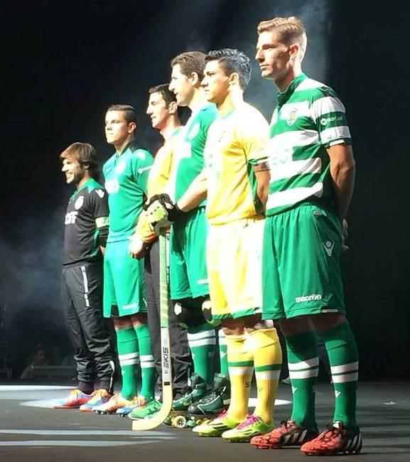 Sporting Lisbon Kit 14 15