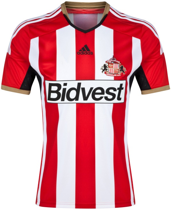 Sunderland Home Strip 14 15