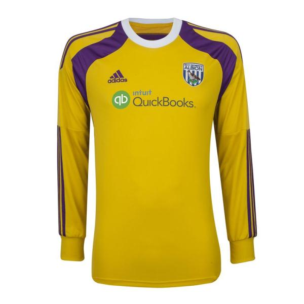 WBA Goalkeeper Shirt