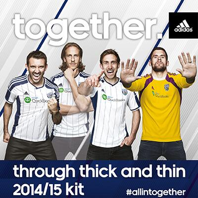 WBA Pinstripes Kit 14 15