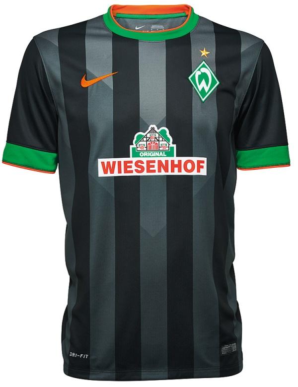 Werder Bremen Away Trikot 2014 15