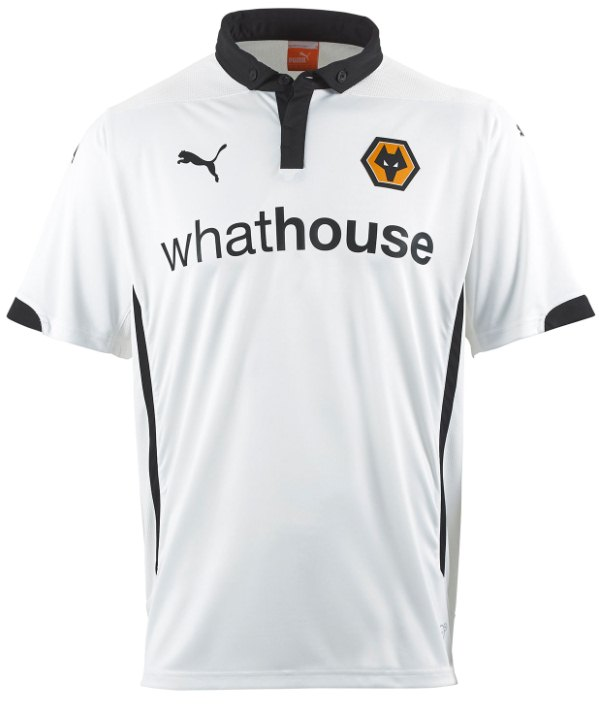 White Wolves Jersey