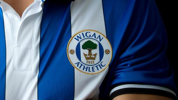 Wigan Athletic New Shirt 2014 15