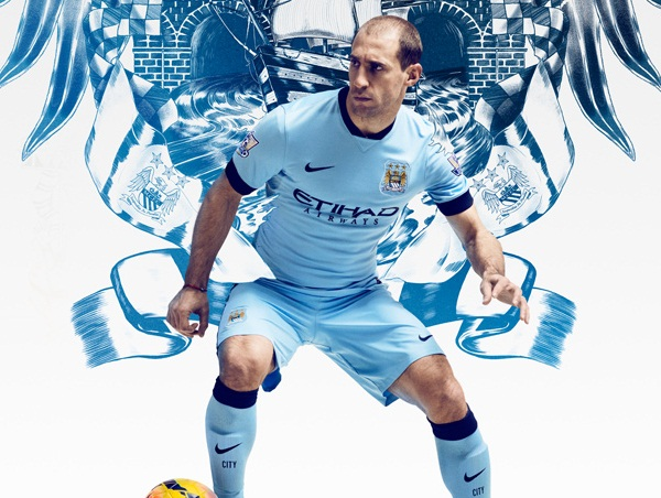 Zabaleta Man City