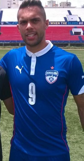Bengaluru FC Shirt 2014 2015