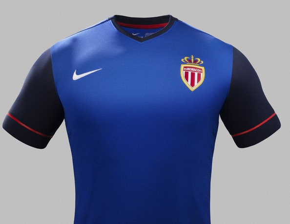 Blue Monaco Away Shirt