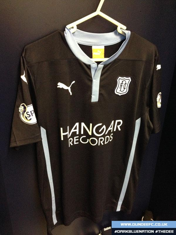Dundee FC Home Kit 2014 15