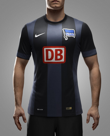 New Hertha Berlin Away Kit 2014 15 Nike  49c464aa3