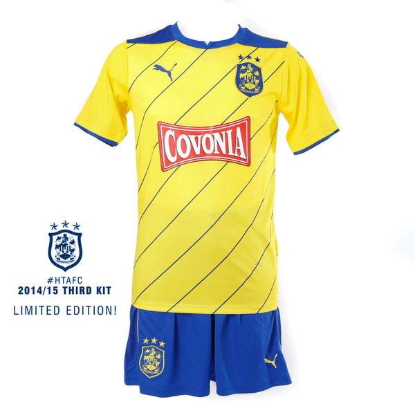 Huddersfield Town Third Kit 14 15
