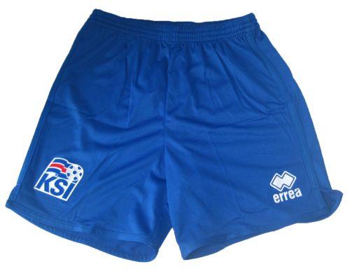 Iceland Football Shorts 2014 15