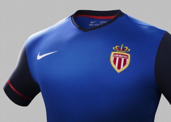 Jersey Monaco Away 2014 2015
