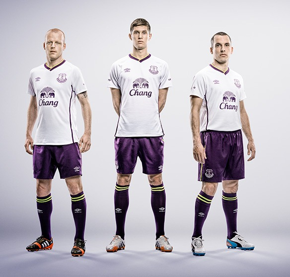 New Everton Third Kit 14 15