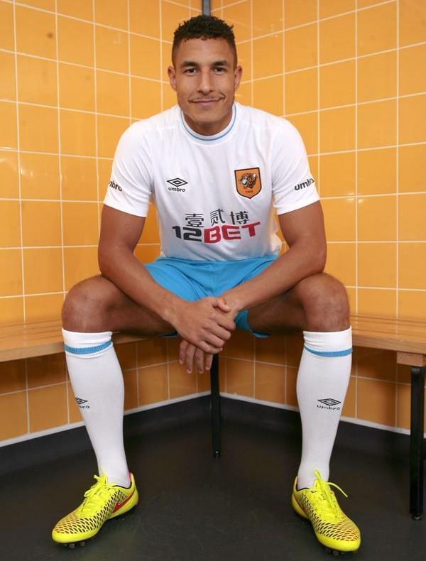 New Hull City Third Kit 14 15