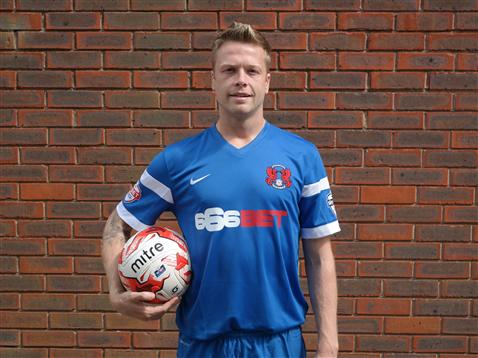 New Leyton Orient Away Kit 2014-15