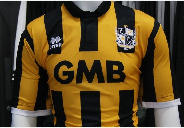 Port Vale Away Kit 14 15