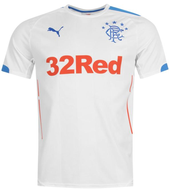 New Rangers Away Kit 14 15
