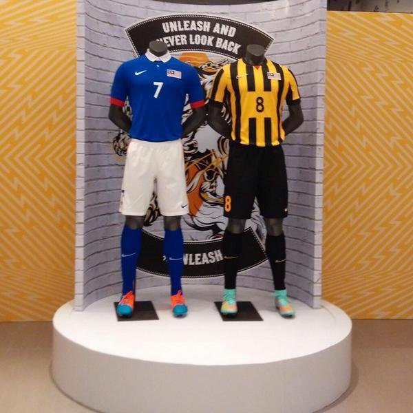 New Malaysia Kit 2014 2015