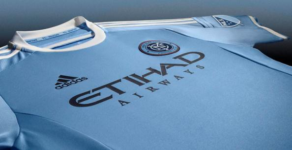 New NYCFC Kit 2015