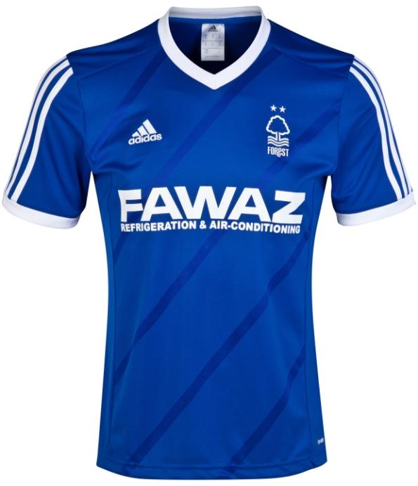 New Nottingham Forest Third Kit 2014 15
