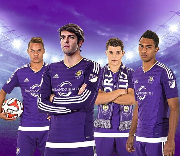 New Orlando City Kit 2015