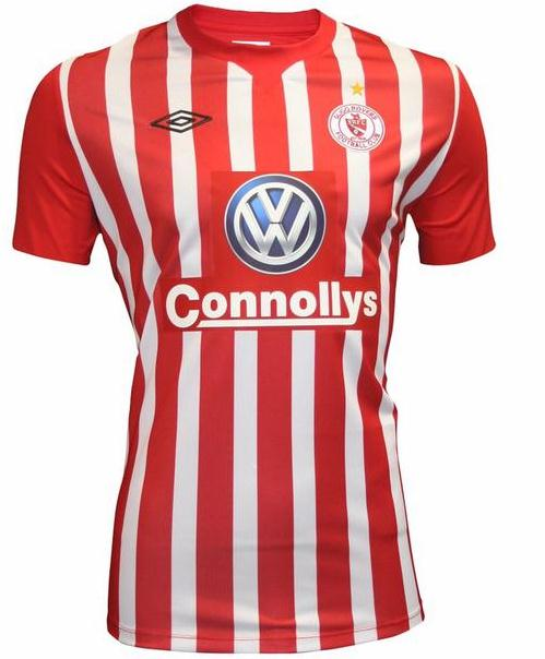 New Sligo Rovers 2015 Jersey